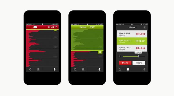 Lightspeed #ios #interface #ui