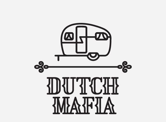mkn design Michael Nÿkamp #font #mafia #camper #numbers #type #dutch
