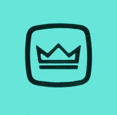 Draplin Design Co. #logo #crown #retro