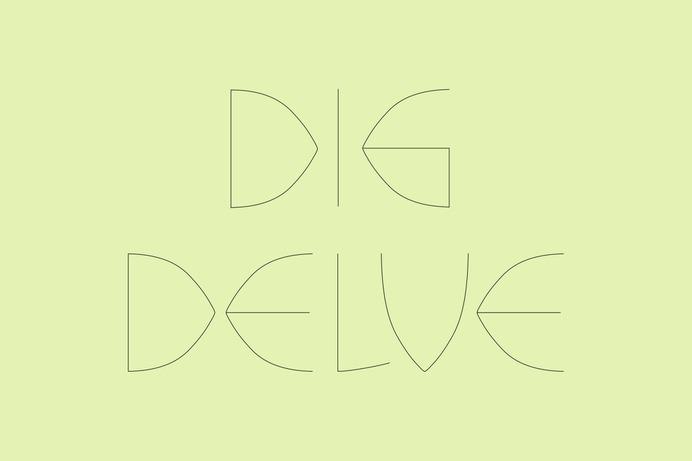 Dig Delve Spinstudio