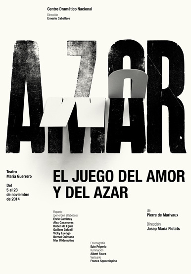Design takeaway – Isidro Ferrer