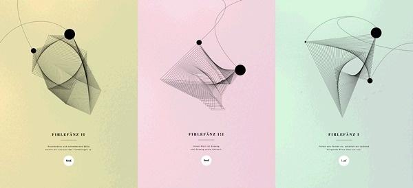 FMD / Firlefänze I III on Behance #illustration #design #graphic #poster