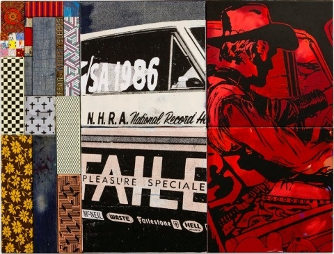 FAILE | PICDIT #comic #painting #design #art