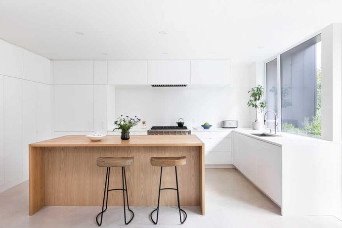 kitchen / D'Arcy Jones Architecture