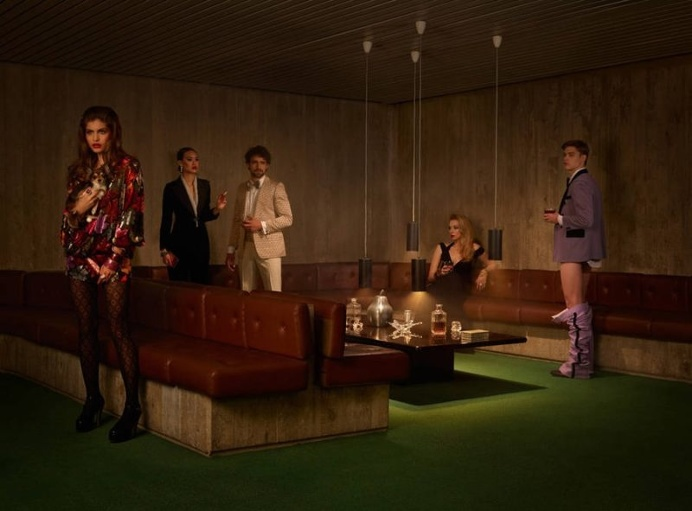 Secret Eden: Provocative and Delicate Erotic Photography by Sacha Goldberger