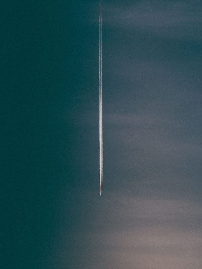 Artwork by Pale Grain #cut #airplane #flight #print #photograph #flying #artwork