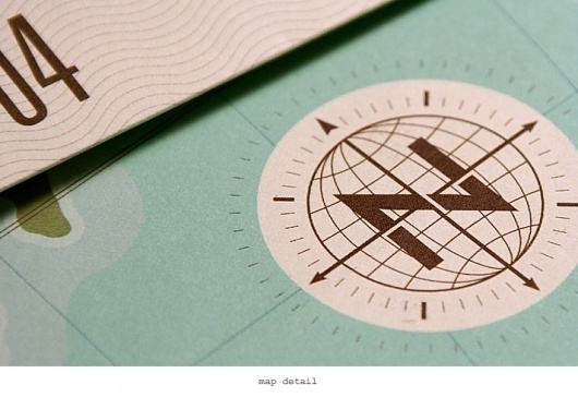 Karl Hebert's Design Work #karl #globe #hebert #map #topographic #compass #patterns