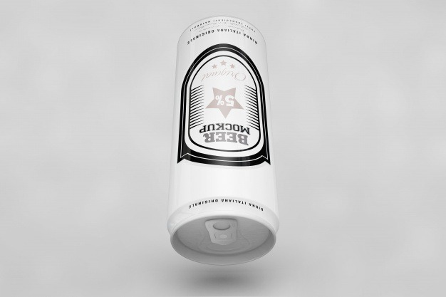 Top view beer can mock up Free Psd. See more inspiration related to Mockup, Template, Beer, Packaging, Web, Website, Mock up, Templates, Website template, Mockups, View, Up, Top, Web template, Realistic, Tin, Real, Web templates, Mock ups, Mock and Ups on Freepik.
