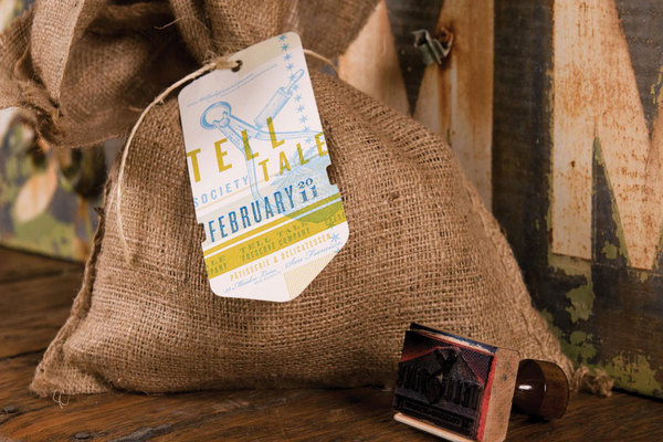 Graphic ExchanGE a selection of graphic projects Page2RSS #overlay #tag #burlap #hang