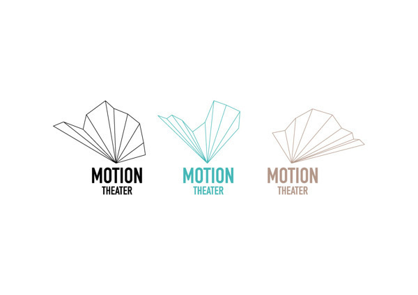 Motion Theater on Behance #shape