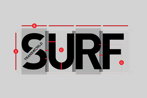transworld_surf_covers_redesign_creative_direction_design_wedge_and_lever2 #logo #surf