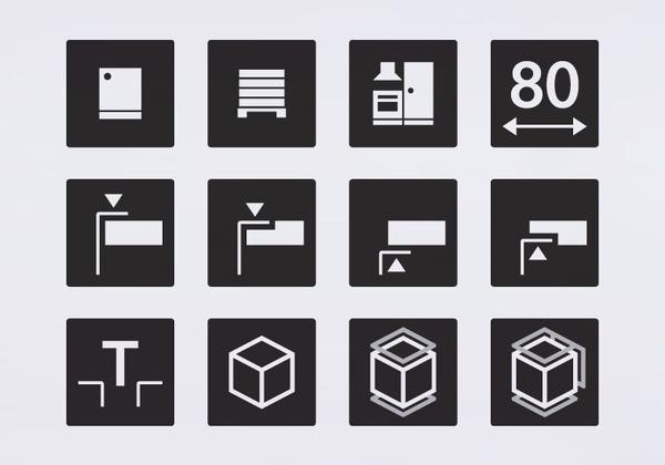 Mega Design #icons #symbols #iconography