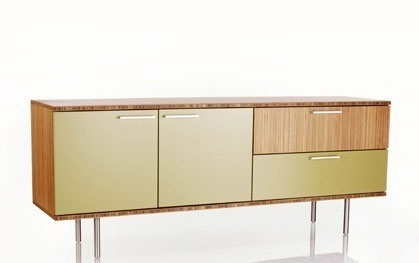 Clermont cabinet : furniture : WONK | NYC ($500+) — Svpply #wood #furniture #cabinet