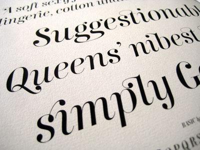 Andreu Balius #andreu #balius #script #design #typeface #custom #type #typography