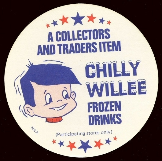 All sizes | Chilly Willee Frozen Drinks | Flickr - Photo Sharing! #logo #illustration #retro #vintage
