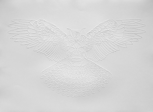 Jacob Dahlstrup Jensen: #illustrastion #tattoo #design #paper
