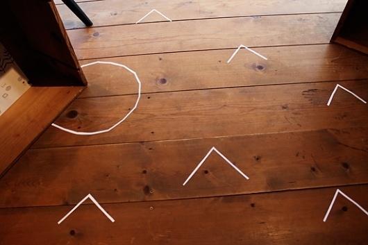 Hana to Hanna: Making a home « hanna konola #hanna #wood #pattern #floor