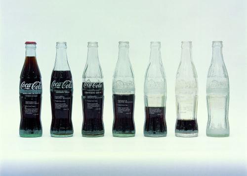 cildo meireles   insertions into ideological circuits coca cola project. #coke #design #graph #photography #soda #cola