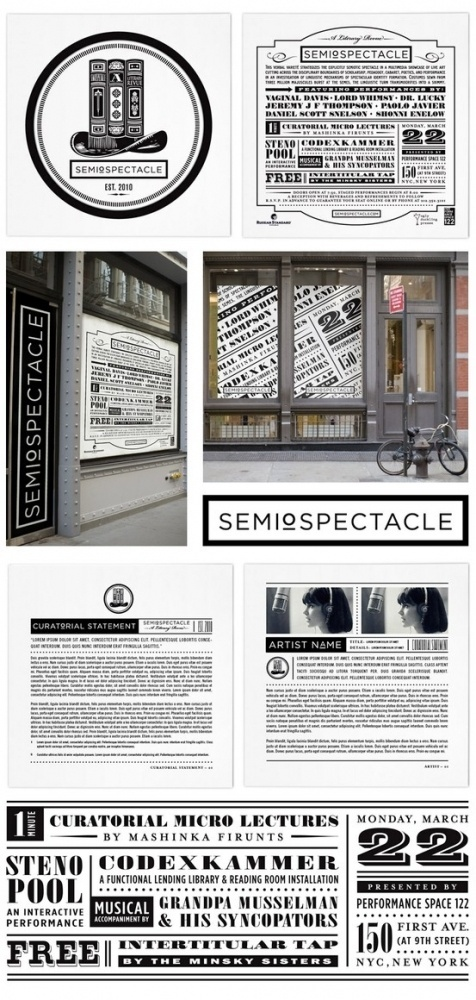 Graphic-ExchanGE - a selection of graphic projects #layout #design #typography