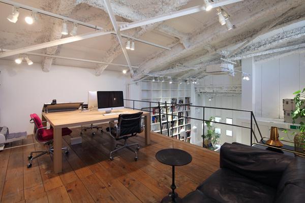 LIN Office by LIN #office #design #minimal