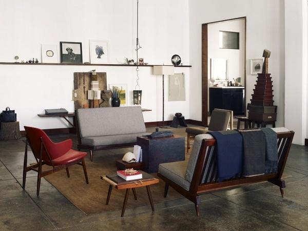 Interior #interior #loft #chairs #living #lounge #room