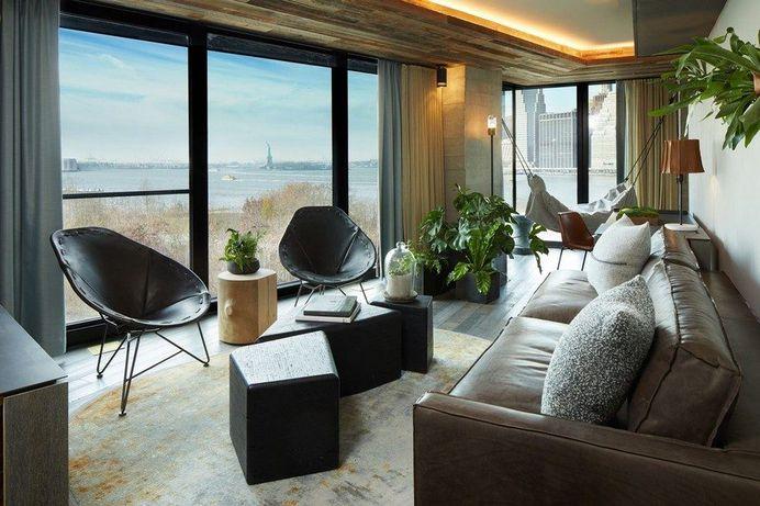 1 Hotel Brooklyn Bridge Park, Incorporated Architecture & Design 13