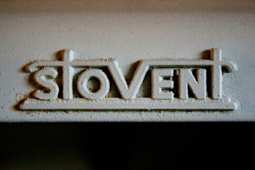 Chromeography photos of emblems, badges, logos on cars & other objects #type