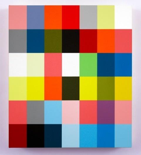 Sylvan Lionni | PICDIT #design #color #painting #art #colour