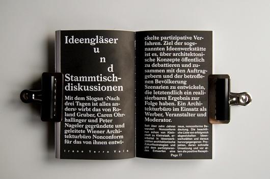 Trans 17, Pocket Version | Studio Reizundrisiko, Contemporary Graphic Design, Switzerland #pocket #architecture #larish #trans #magazine