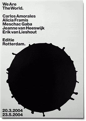 WATW / Rotterdam - Experimental Jetset #poster