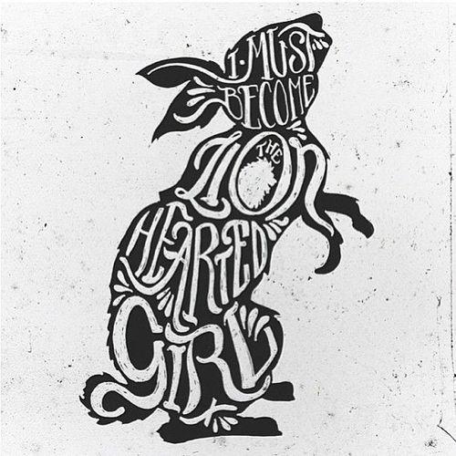 Typeverything.com by Joshua Noom. #rabbit
