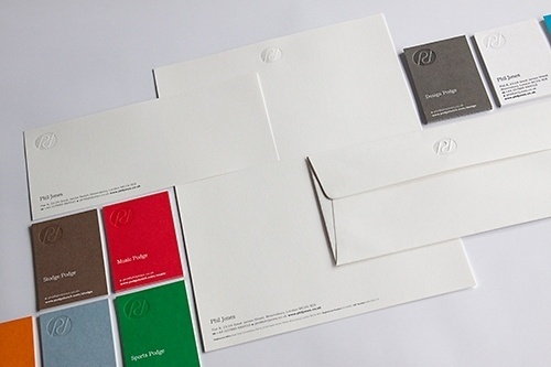 Generation Press » Podge: Stationery Set #brand #identity #stationery
