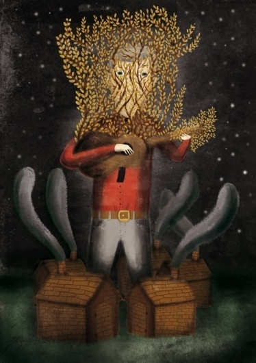 Editorial illustration : Sergio Membrillas:ilustrador/illustrator #illustration #drawing #painting #ilustracin