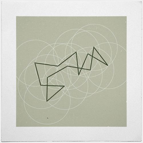#227 Molecule – A new minimal geometric composition each day