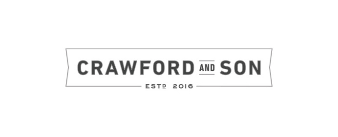 Crawford and Son Restaurant Logo - Paul Tuorto