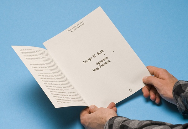 Things America said … Cake Publishing #design #graphic #publication