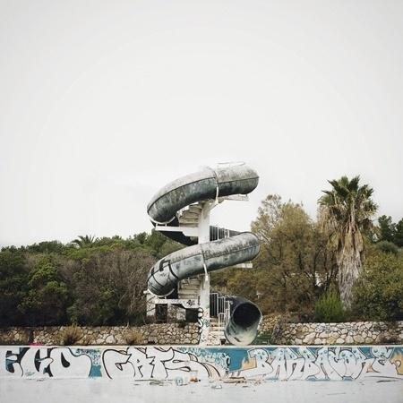 l'Aquà tic : Salva López #slide #water #park