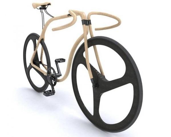 Thonet Bike made by Beech Wood 1 750x600 pic on Design You Trust #bicycle #wood #bike