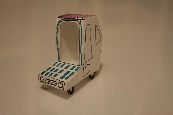 Car #paper #car
