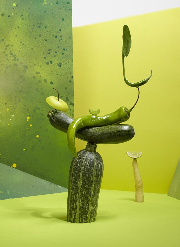 ICO Design #photography #artdirection #green