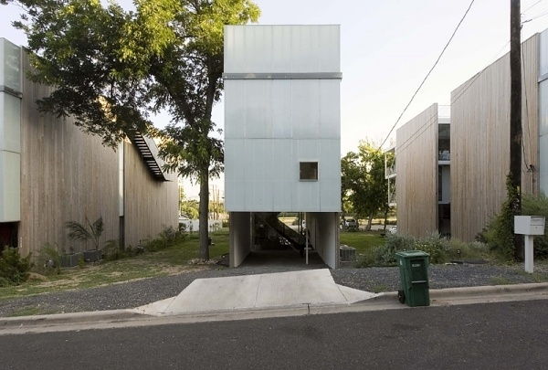 Riverview Gardens Residence / Bercy Chen Studio Riverview Gardens Residence / Bercy Chen Studio – ArchDaily #architecture