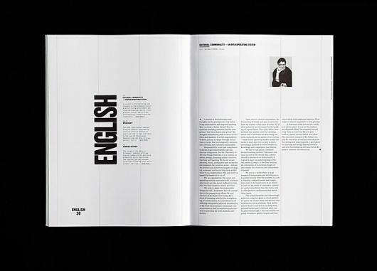 Lotta Nieminen #layout #magazine
