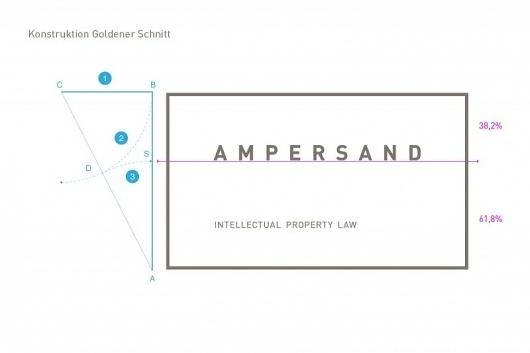 Ampersand Rechtsanwälte #branding