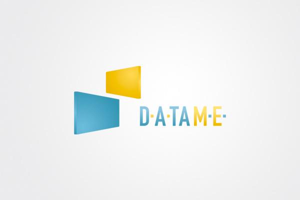 D.A.TA Maintenance Engineering #geometry #branding #electronics #grid #identity #logo
