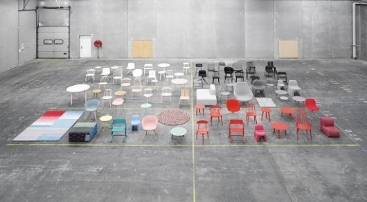 HAY: Maison & Objet 2012 | Coffee Table #chair #furniture #design #hay