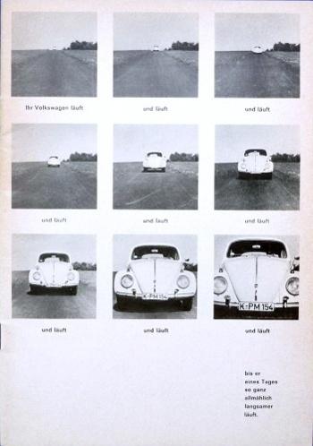volkswagen « 80 #volkswagen #vintage #brochure