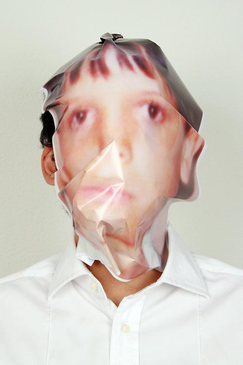http://pikeys.co.uk/ #portrait #mask