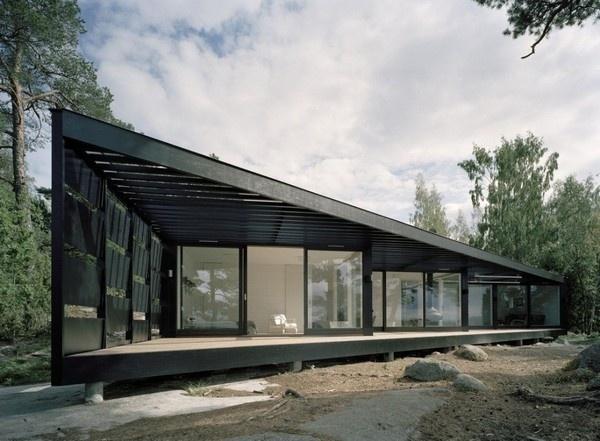 Archipelago House by Tham & Videgård Arkitekter #minimal #minimalist #house #home