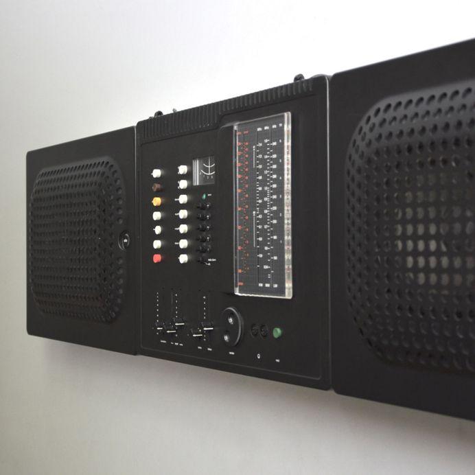 Dieter Rams: Braun Audio 308 | Sgustok Design