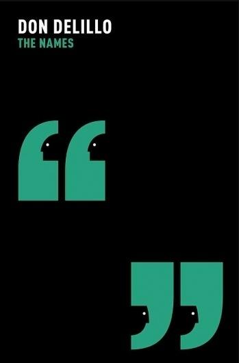 Dutch Uncle :: Noma Bar :: Don DeLillo - Book Designs #cover #print #graphic #book